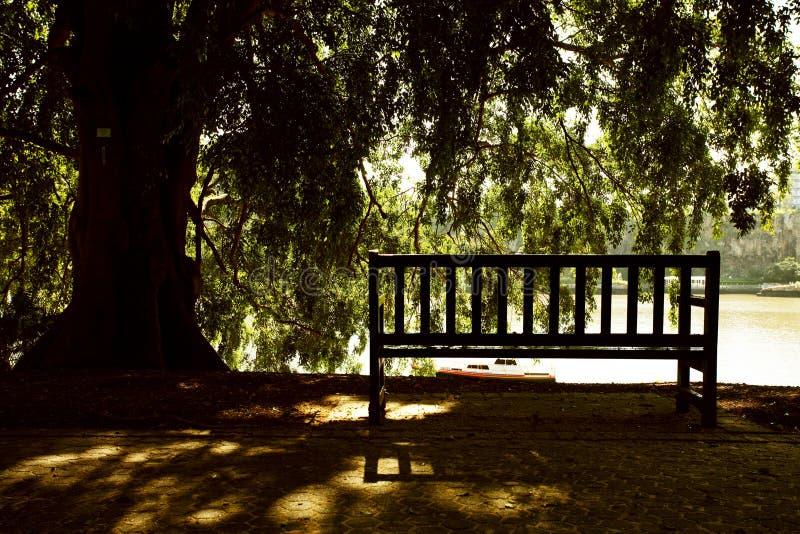 Lugar romántico imagen de archivo