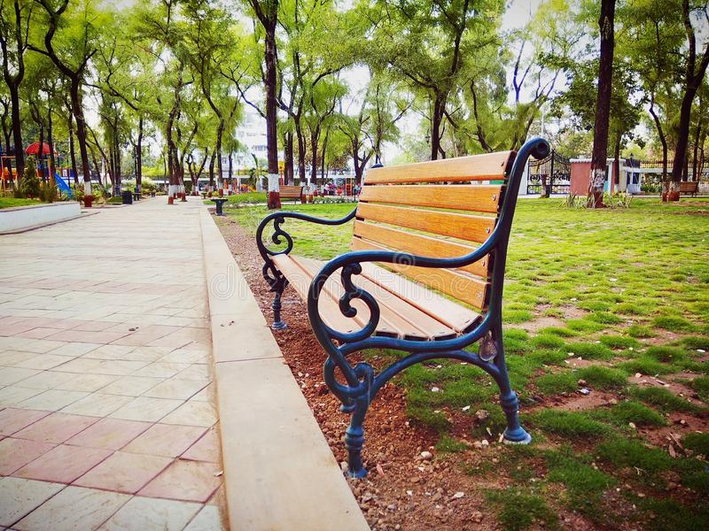 Lugar silencioso bonito fotografia de stock royalty free