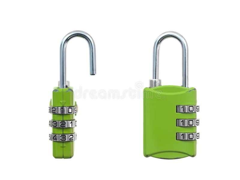 Download Luggage Lock stock photo. Image of protection, belongings - 25727768
