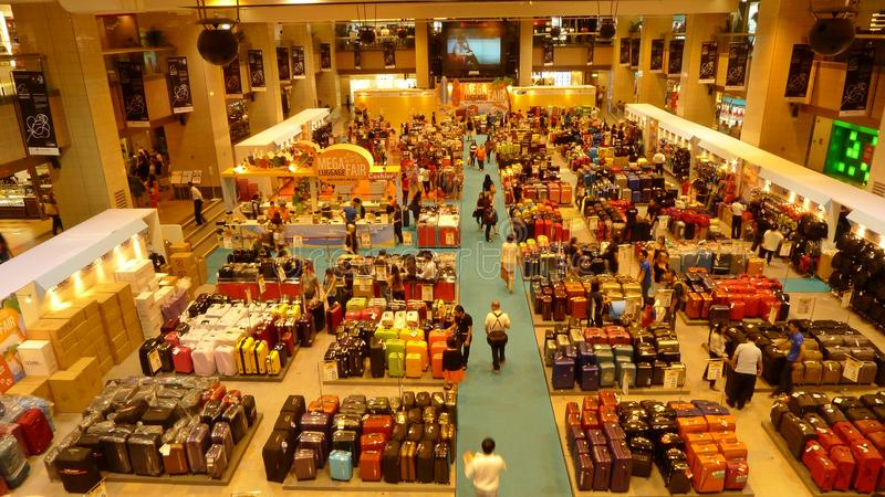 Download Luggage Sale editorial stock image. Image of store, sale - 31363694