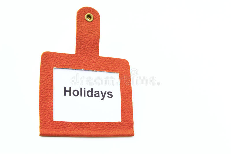 Download Luggage Tag stock photo. Image of field, holiday, text - 23841906