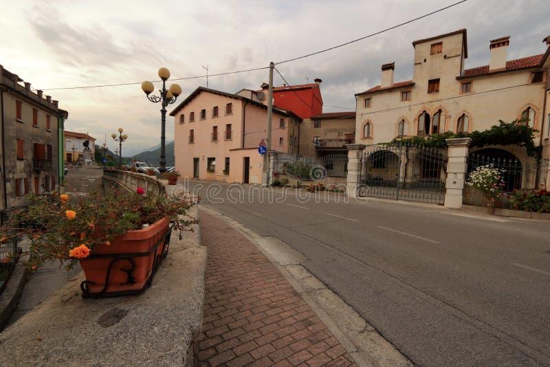 Lugo di Vicenza, Włochy obrazy stock