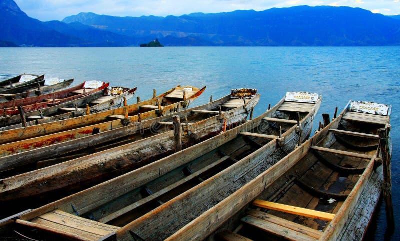 Lugu jezioro perła plateau zdjęcia stock