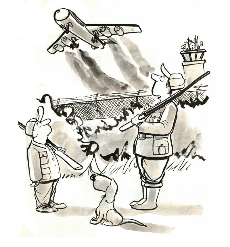 Luid royalty-vrije illustratie