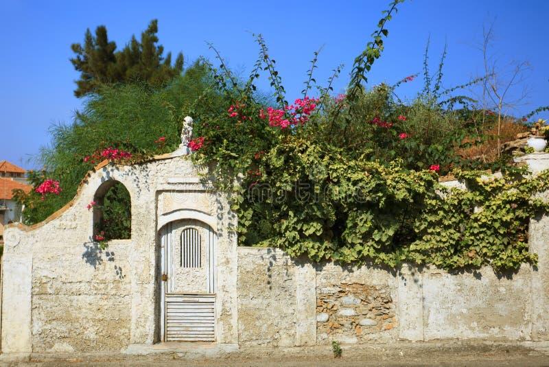 Luim wicket in Calabrië royalty-vrije stock afbeelding