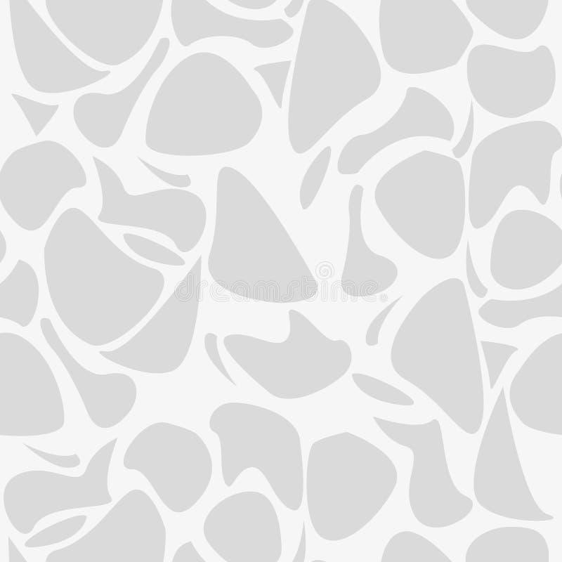 Luipaardpatroon, die vectorachtergrond herhalen royalty-vrije stock foto's