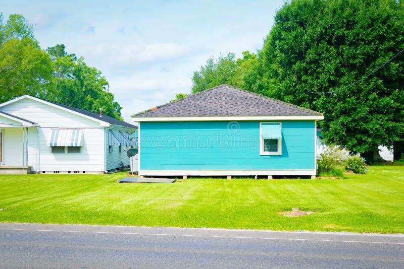 Luizjana dom zdjęcie stock