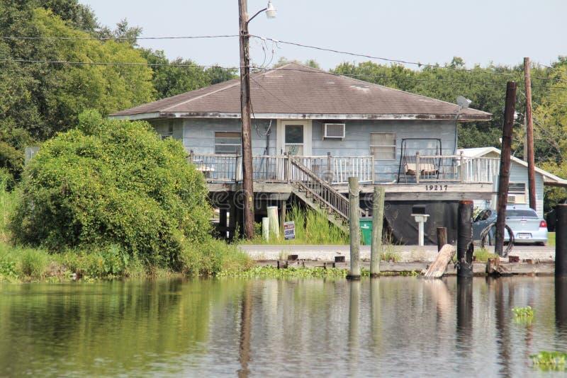 Luizjana dom zdjęcie royalty free