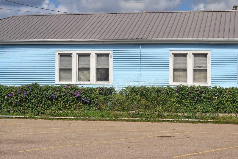 Luizjana dom zdjęcia stock