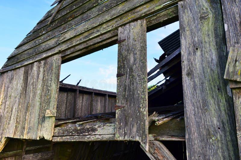 Luizjana stajni wczesny poranek 09 żadny dach zdjęcie stock