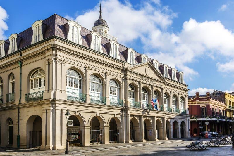 Luizjana stanu muzeum przy Jackson kwadratem obrazy royalty free