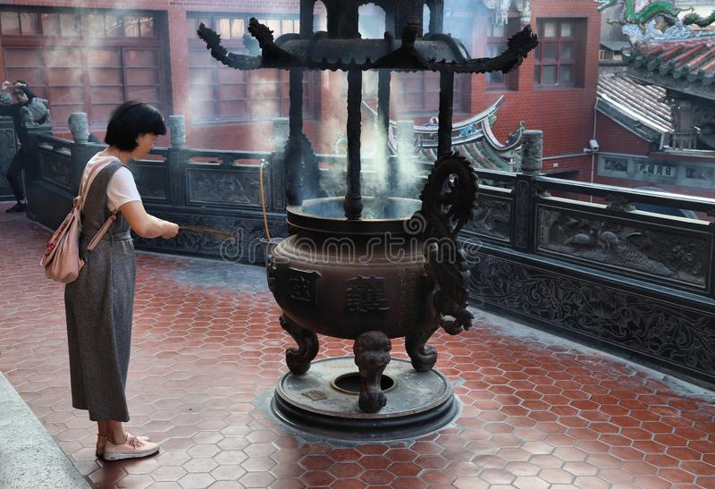Lukang, Ταϊβάν στοκ φωτογραφίες με δικαίωμα ελεύθερης χρήσης