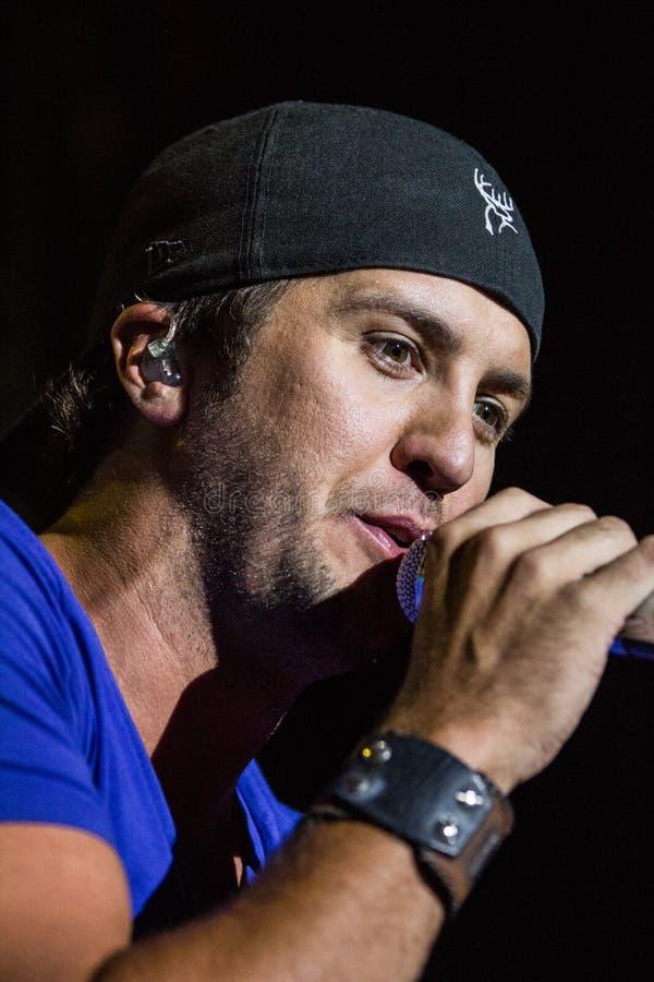 Download Luke Bryan in Concert editorial image. Image of manhattan - 25386960