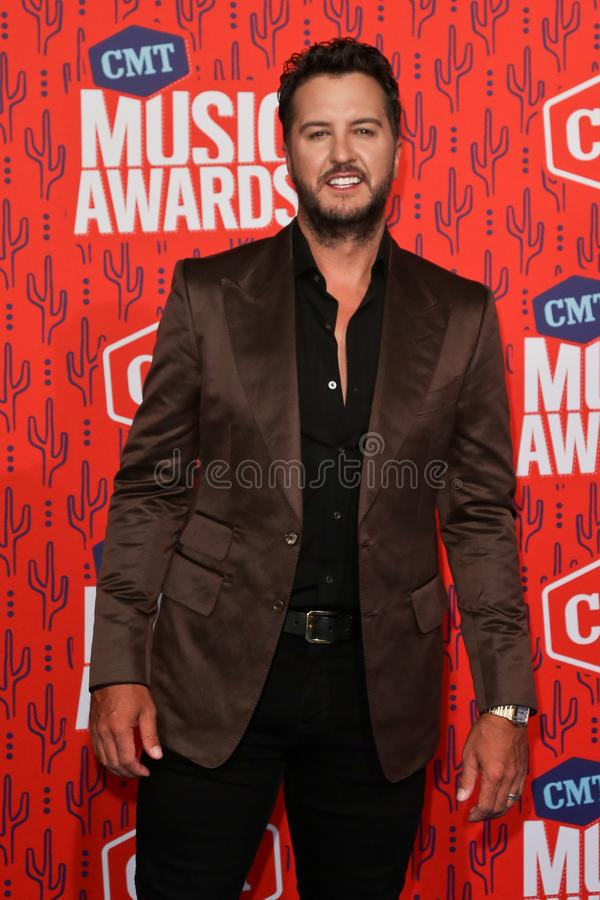 Luke Bryan stockfotos
