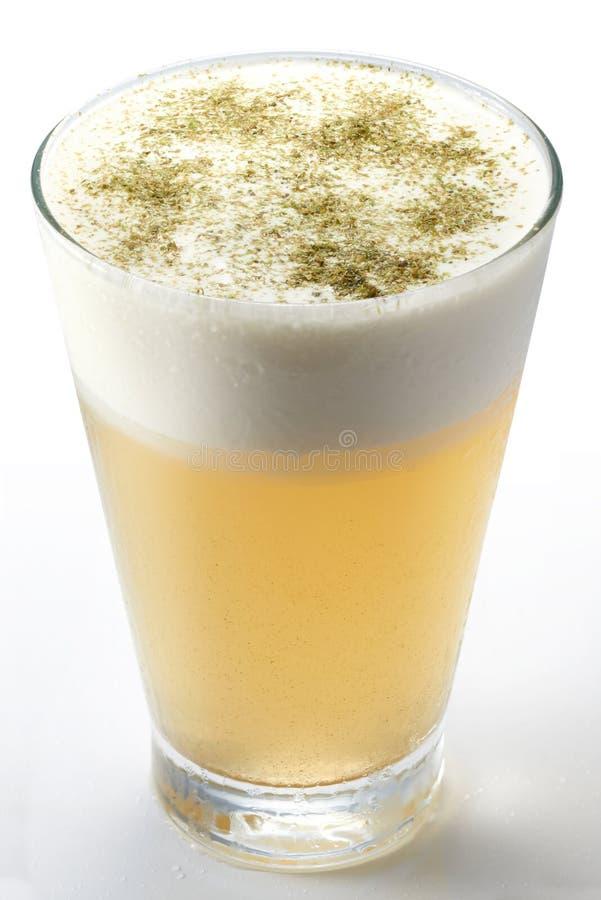 Lukrowy Lemongrass sok obraz stock