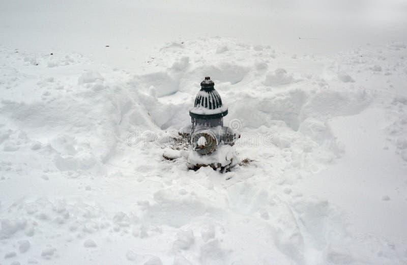 Lukrowy Pożarniczy hydrant zdjęcie stock