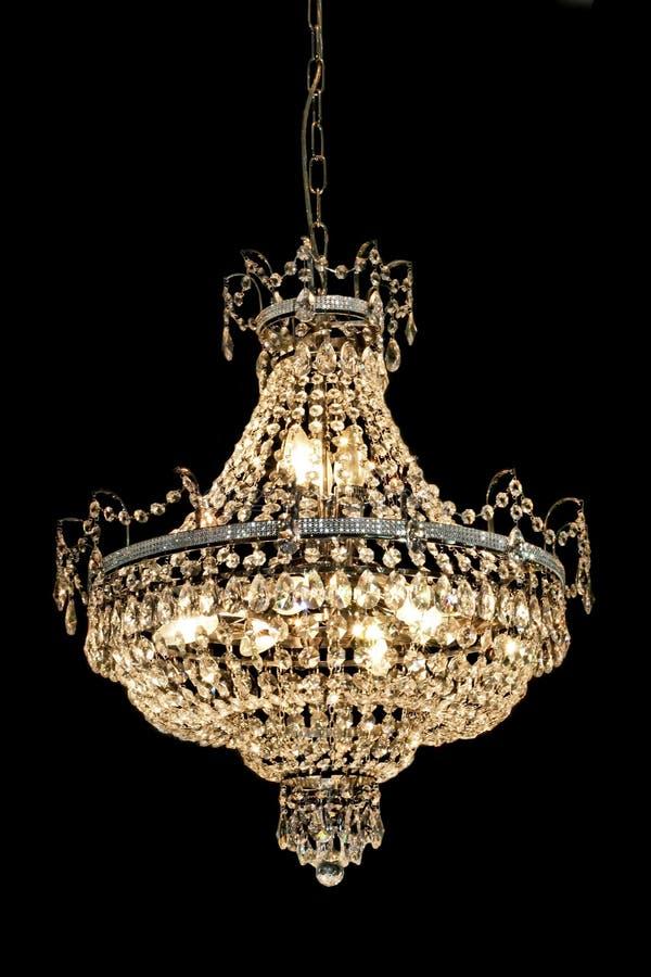 luksus żyrandol obrazy royalty free