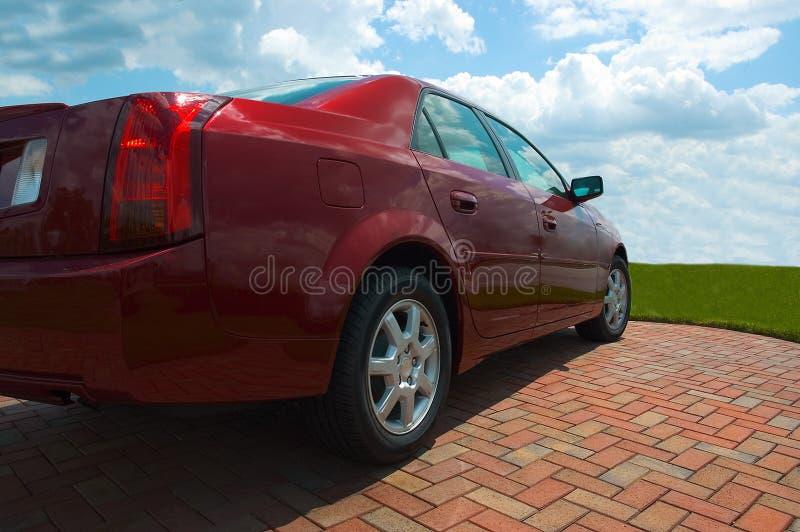 Download Luksus samochodowy obraz stock. Obraz złożonej z styl, wyznaczający - 137127