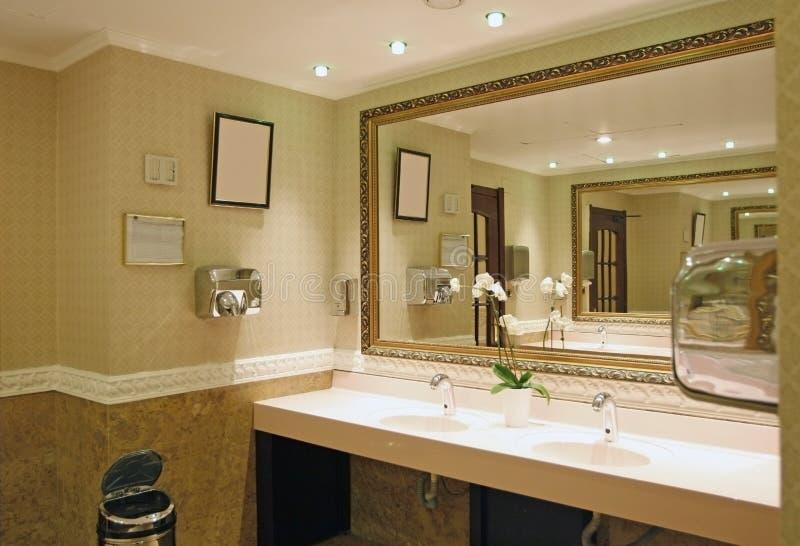 Luksusowa łazienka obraz stock