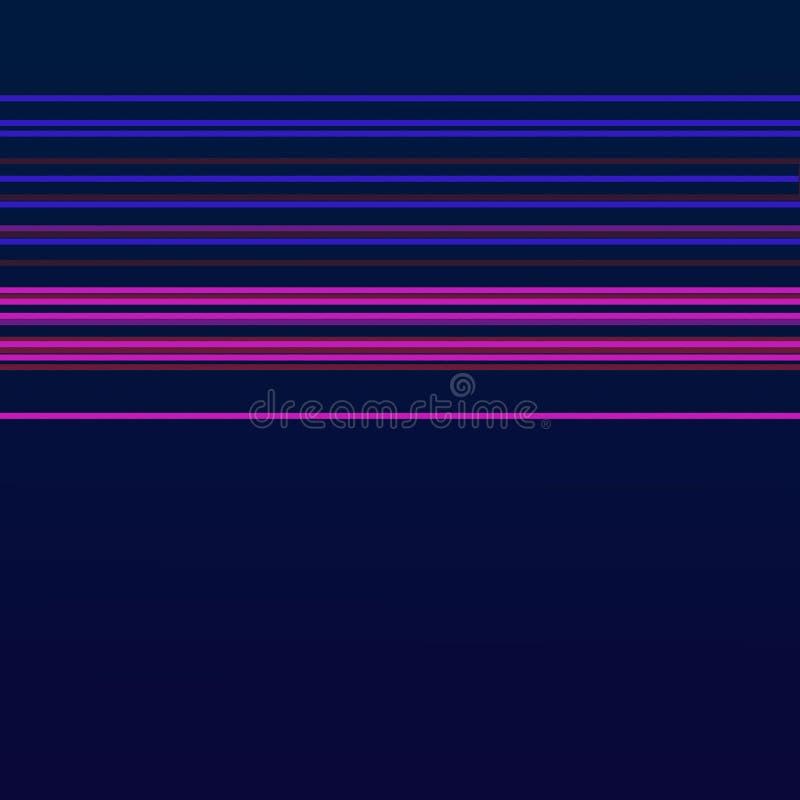 Luksusowa egzotyczna projekta GEOM śliwka ZGŁĘBIA błękit ilustracji