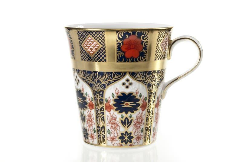 luksusowa filiżanki herbata obraz stock