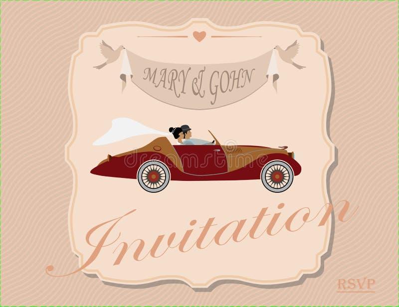 Luksusowa miłość! royalty ilustracja
