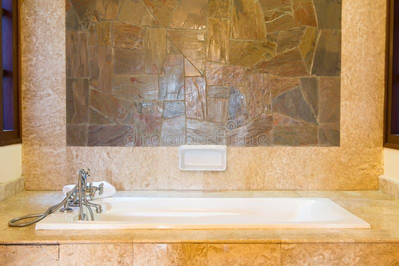 Luksusowa rocznik łazienka obrazy stock