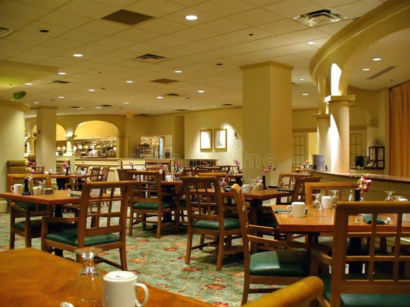 luksusowe restauracji zdjęcie royalty free