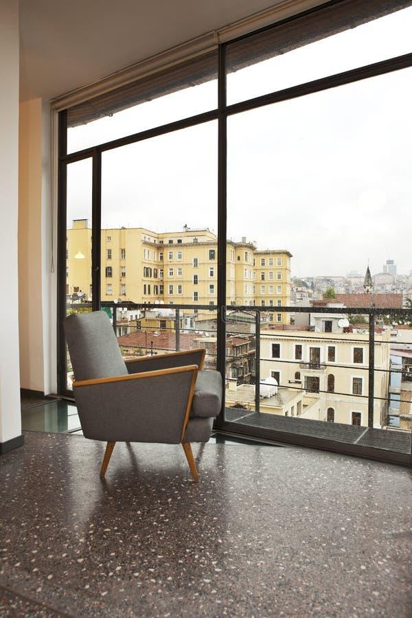 Luksusowy Apartament na najwyższym piętrze zdjęcie stock