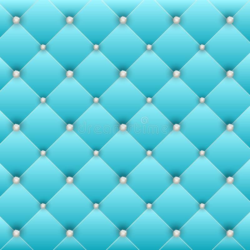 Luksusowy błękitny tło royalty ilustracja