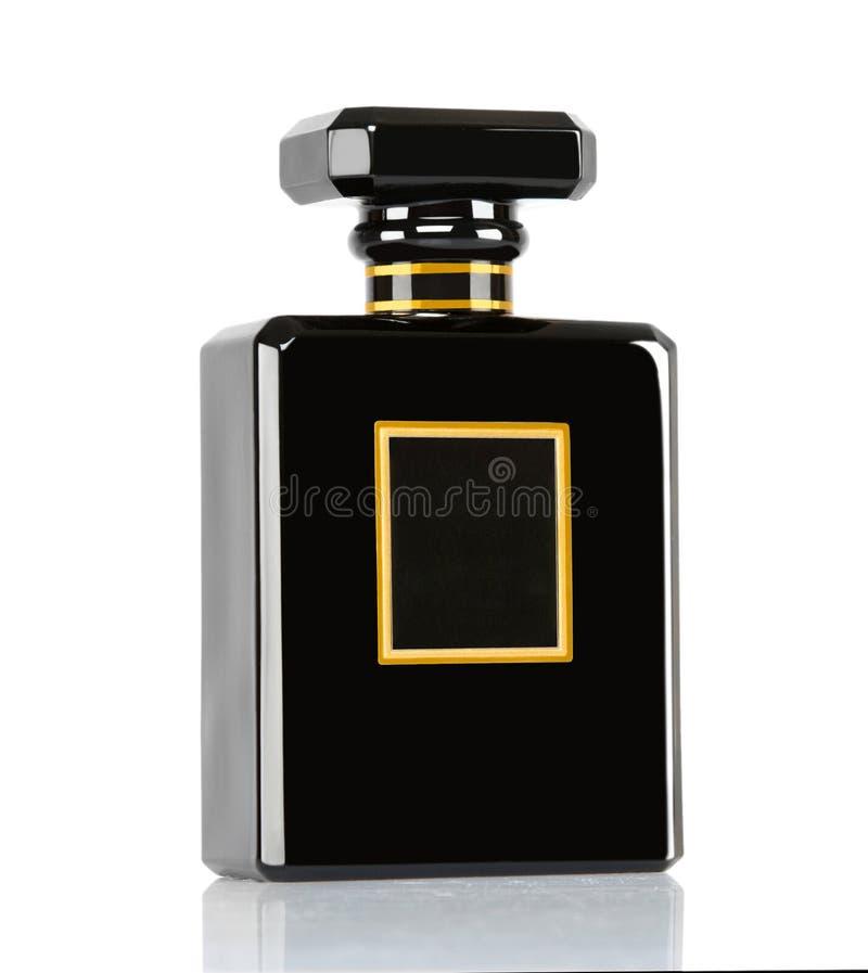 Luksusowy coco chanel butelki pachnidło zdjęcie royalty free