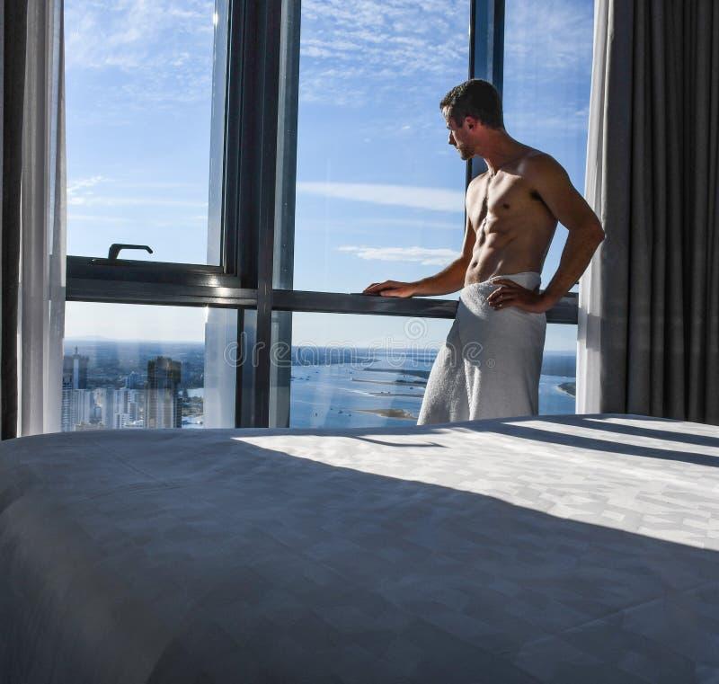 Luksusowy hotel w Australia zdjęcie stock