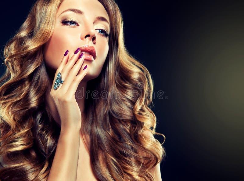 Luksusowy moda styl zdjęcia royalty free