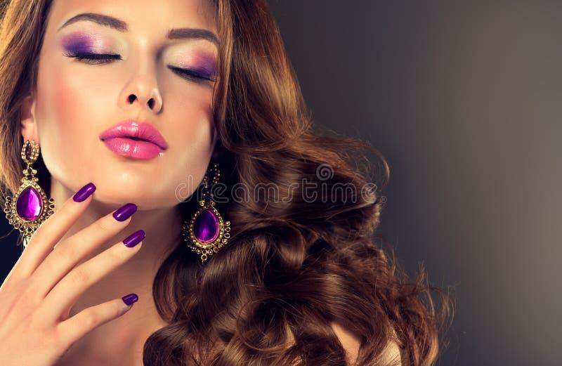 Luksusowy moda styl fotografia stock