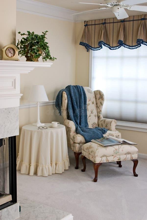 luksusowy pokój obrazy royalty free