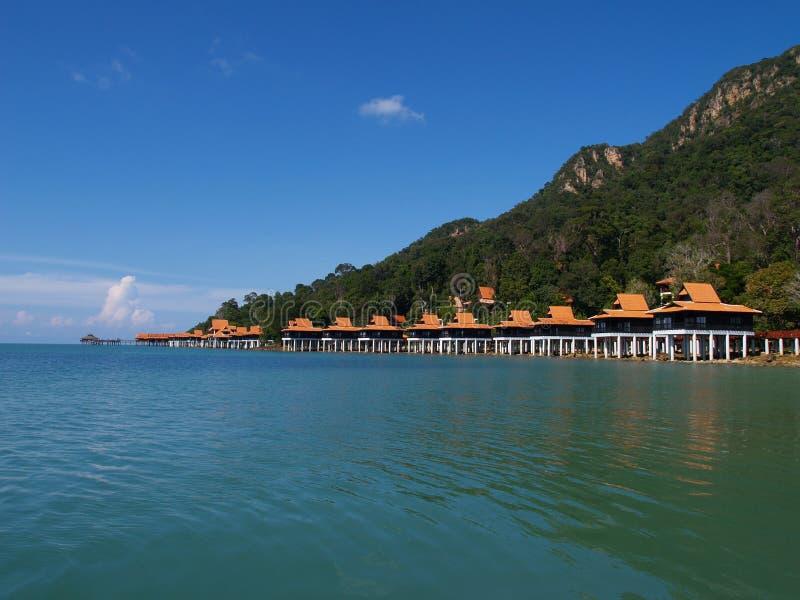 luksusowy raju morza fotografia royalty free