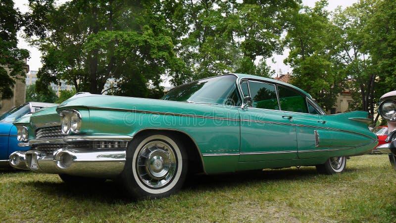 Luksusowy samochód obrazy royalty free