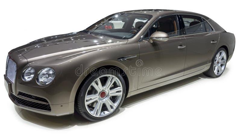 Luksusowy sedan zdjęcie royalty free