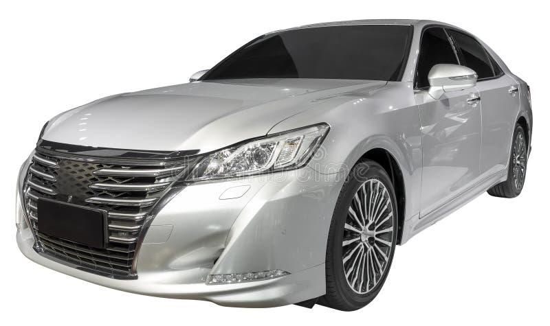 Luksusowy sedan zdjęcie stock