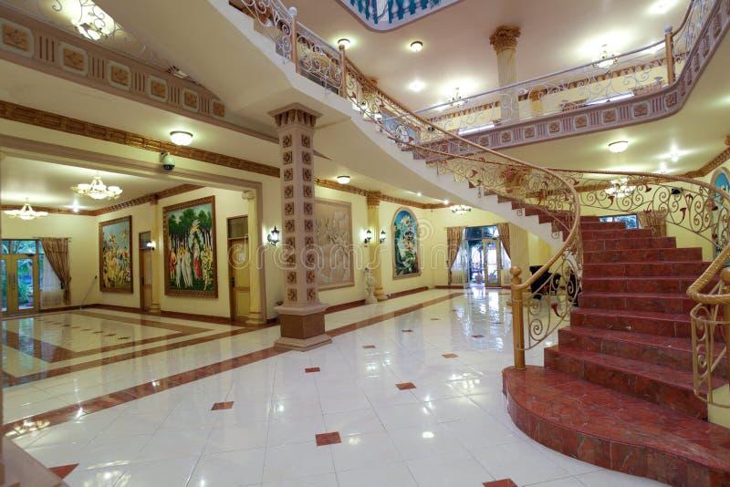 Luksusowy wnętrze