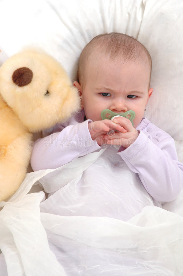 Lullaby royalty free stock photo