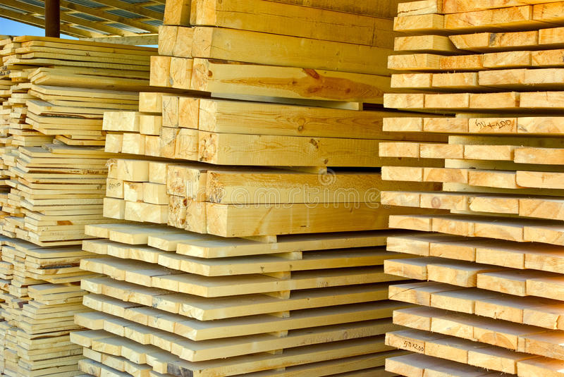 Download Lumber stock photo. Image of lumber, commercial, mill - 15095264