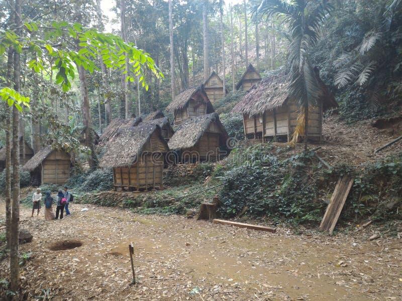 Lumbung. On banten, Indonesia stock image