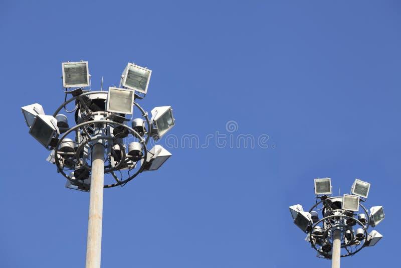Lumière Au Sol (feu De Signalisation) Images stock