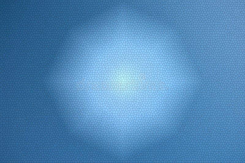 Lumière bleue de fond d'en haut à droite photos libres de droits
