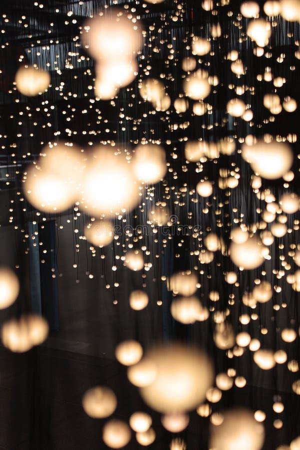 Lumière d'étoile images libres de droits