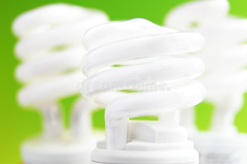 lumière d'ampoules photo stock