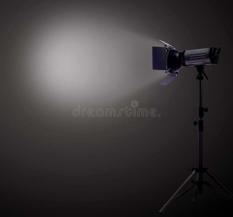Lumière d'endroit image stock