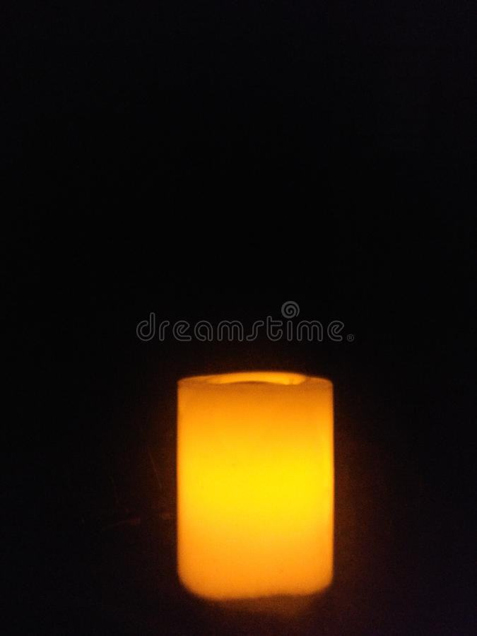 Lumière dans le choix d'obscurité photos stock