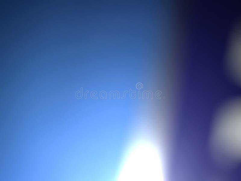 Lumière de clignotement images stock